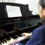 本日のピアノレッスン♪