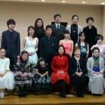 ピアノ教室ミュージックコスモス発表会♪